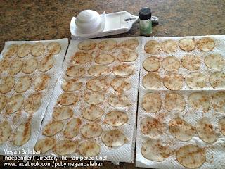 My Pampered Kitchen Adventures Homemade Potato Chips