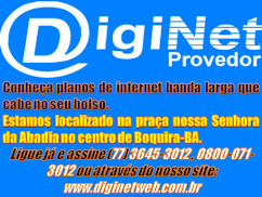 DIGINET provedor.