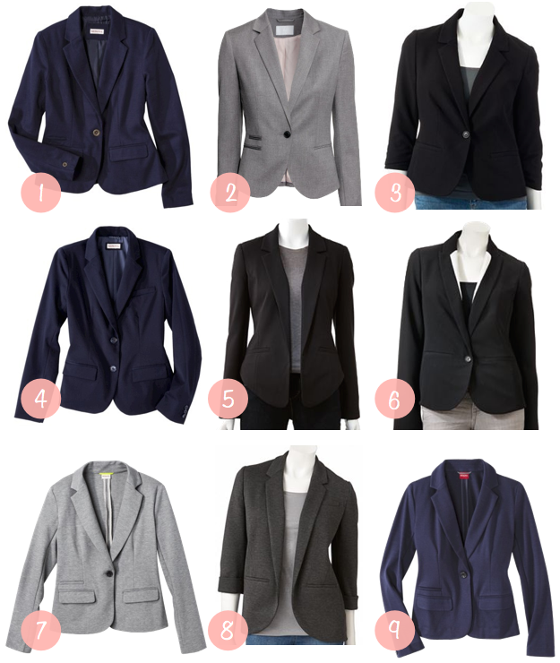 Putting Me Together Ways To Wear A Blazer