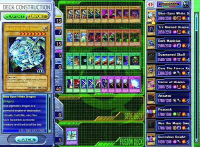 Game Gratis Yu-Gi-Oh Power Of Chaos Joey The Passion