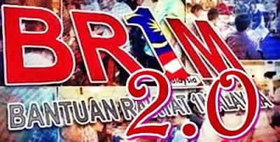 Permohonan BR1M 2.0 Dilanjutkan Sehingga 15 Januari 2013
