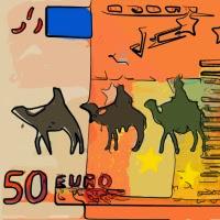 '50 euros i els Reis d'Orient (Clara de Jaume)'