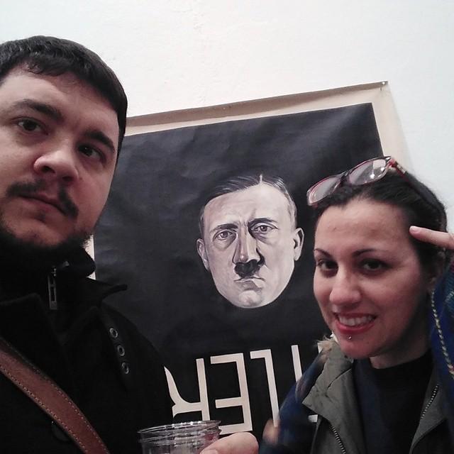 Exposición María José Gallardo