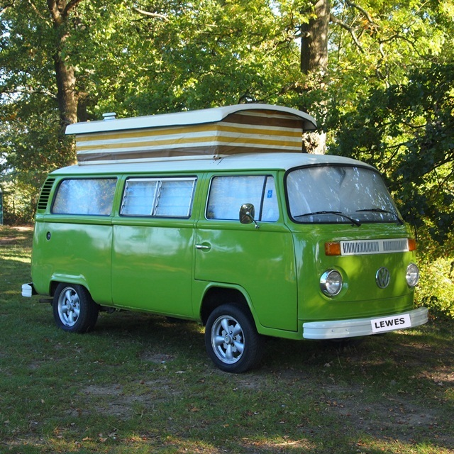 Vw 1600 Wagon: Our Vw Camper Van Is Finished!