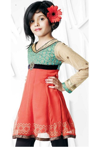 Types of Kids Ethnic Indian Clothing Outfits - vanitrends on HubPages
