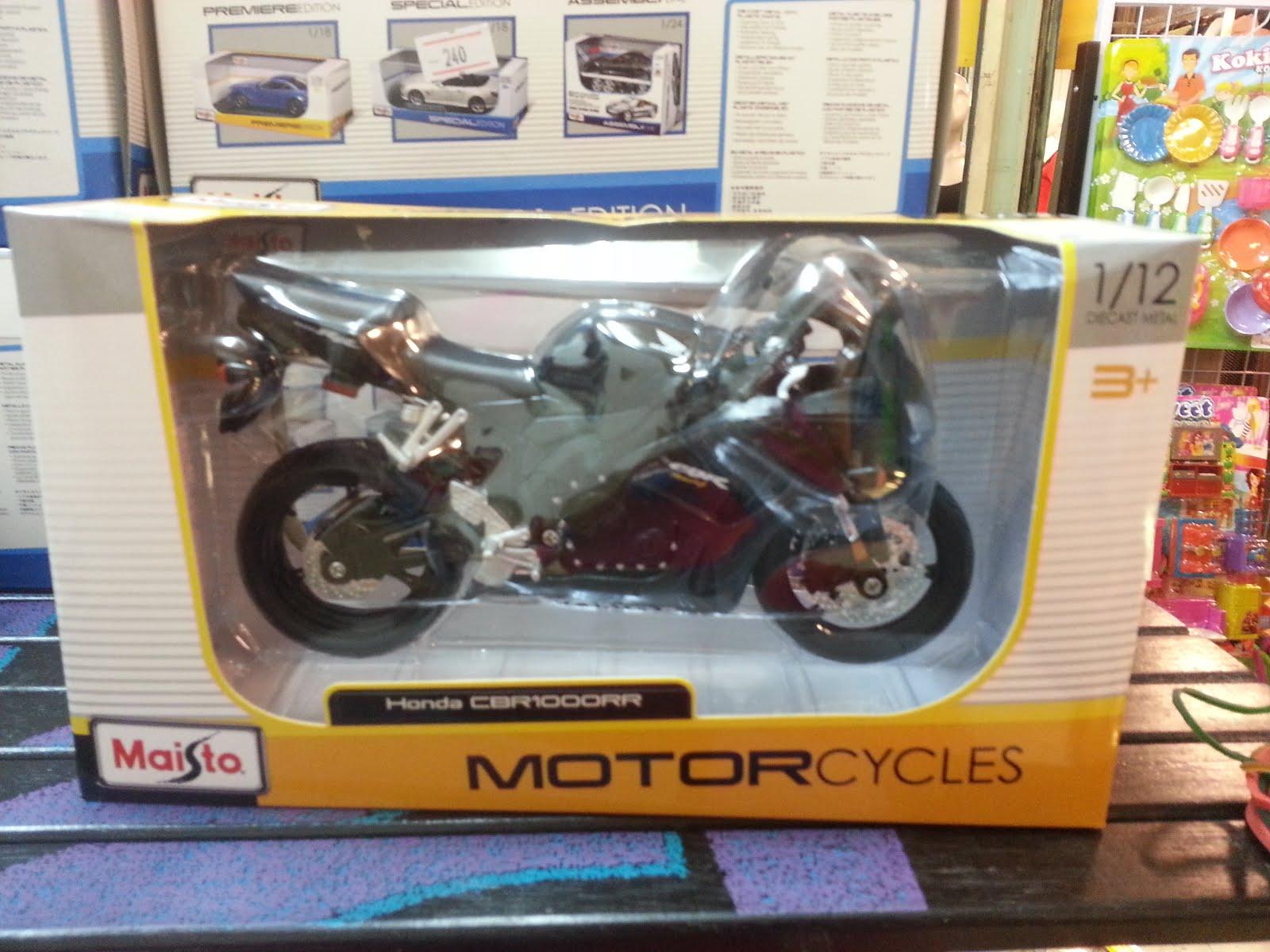 Maisto 1:12 Honda CBR1000RR