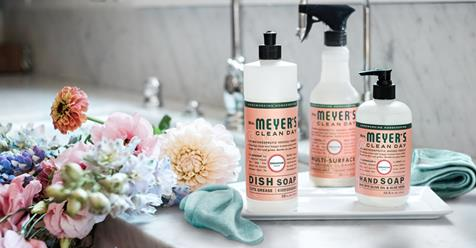 MY FAVORITE ALL NATURAL CLEANERS