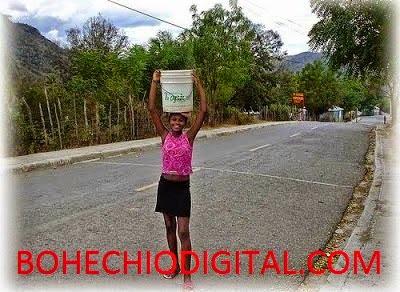 """Bohechío: """"Se muere de sed"""" Piden a INAPA solucionan problema"""