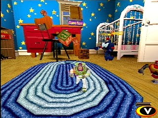Toy Story 2 Game PC