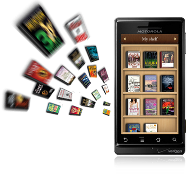 eBook Reader Android App