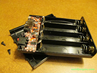 18650 Lithium-ion Based Battery Pack, Empty