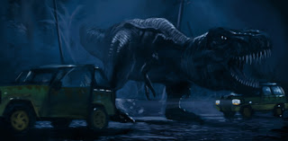 ParqueJurasicoArt -Throw Storyboards