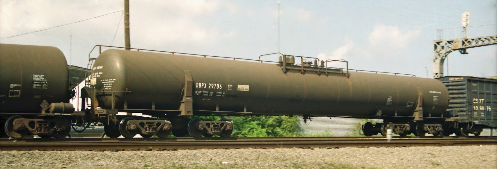Hointerchange Seaboardcoast Rail Whales Part 1 Giant Tank Cars