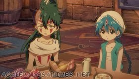 Magi The Kingdom of Magic 04 assistir online legendado