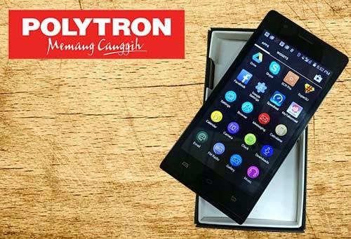 Spesifikasi Polytron Zap 5, Ponsel Android 4G LTE Harga Murah