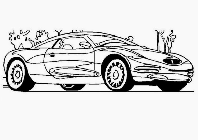 fotos de carros para desenhar carro linha desenhar seguros carros