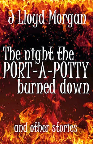 The Night the Port-A-Potty Burned Down