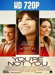 You´re Not You 720p Subtitulada 2014