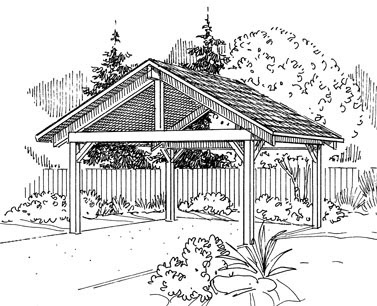 Front Porch On Double Wide together with Garage Apartment Cabin Plans additionally 68328119322701876 also Tips On Choosing Carport Roof together with Small House Plans. on open carport designs