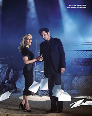 The X-Files brings in huge ratings for Fox in it's 2016 return