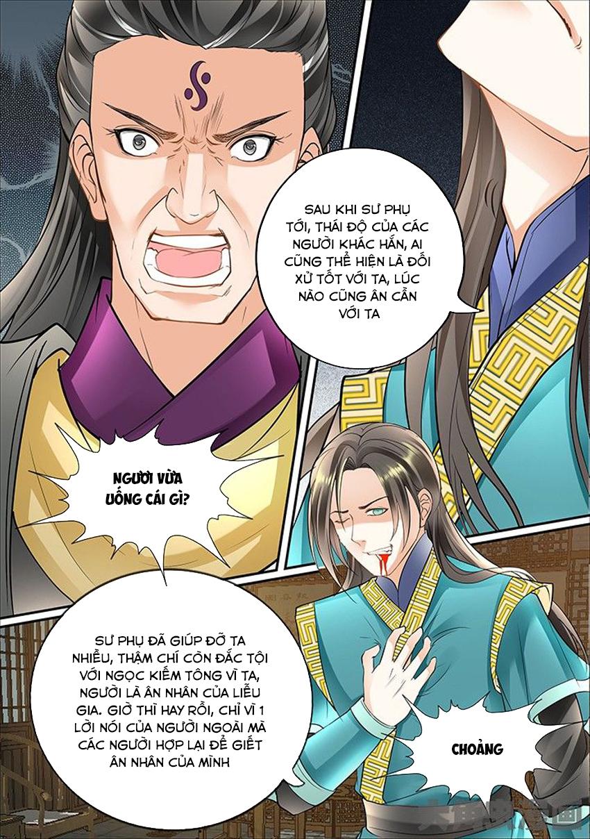 Tinh Thần Biến Chap 418 - Trang 4