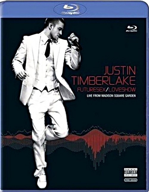 Justin Timberlake FutureSex/LoveShow TV