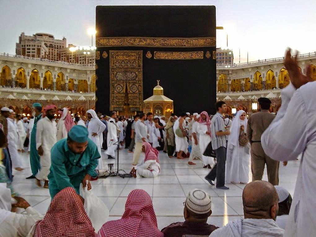 Mengapa Lantai Masjidil Haram Tidak Panas Walaupun Terdedah Matahari