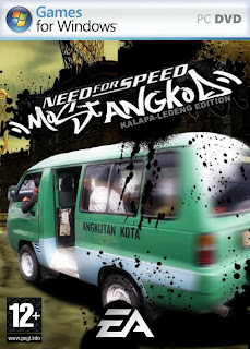 Transankot : Ravenge Of The Braga Street Need For Speed: Most Angkot