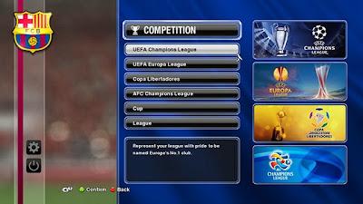 Pro Evolution Soccer ( PES ) 2014 Competition Image