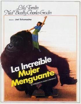 descargar La Increible Mujer Diminuta en Español Latino