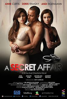 Bí Mật Tình Yêu - A Secret Affair