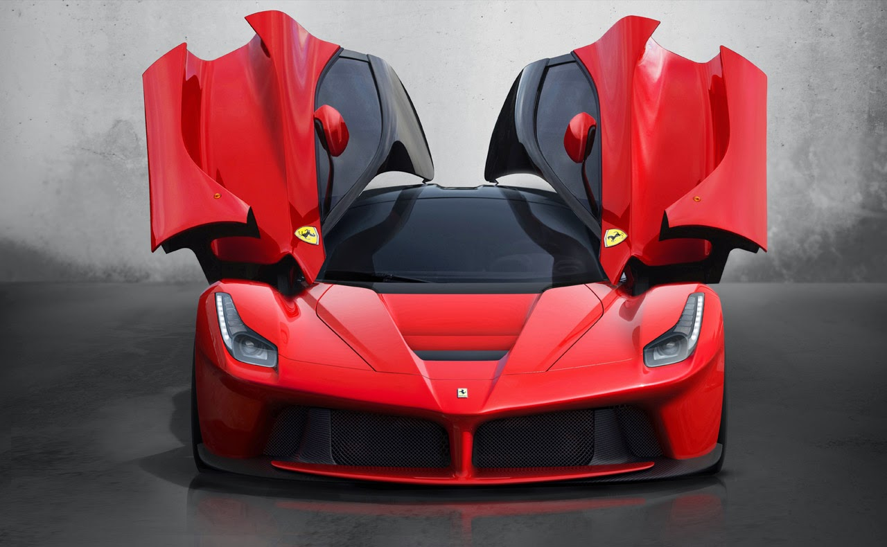 Cool Cars To Dream About Ferrari LaFerrari - Cool cars 2014