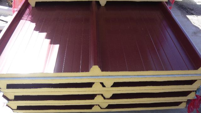 Metalicas anugar s c cubiertas panel sandwich y chapa - Panel sandwich zaragoza ...