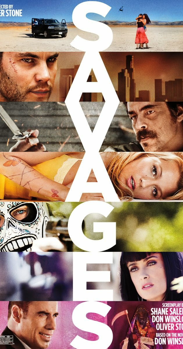 18+ Savages (2012) UNRATED BRRip DUAL AUDIO 300mbHINDI DUBBED