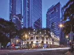 Harga Hotel Bintang 5 di Singapore - Sofitel So Singapore Hotel