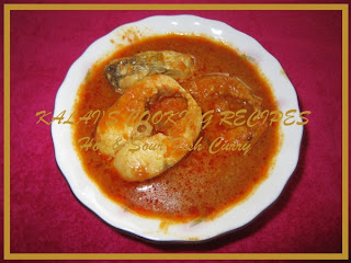 Hot and Sour Fish Curry