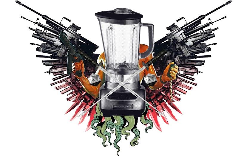 The Psycho Blender