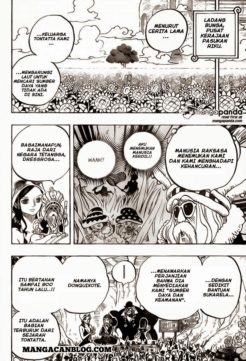 Komik one piece 726 - keluarga riku 727 Indonesia one piece 726 - keluarga riku Terbaru 14|Baca Manga Komik Indonesia|Mangacan