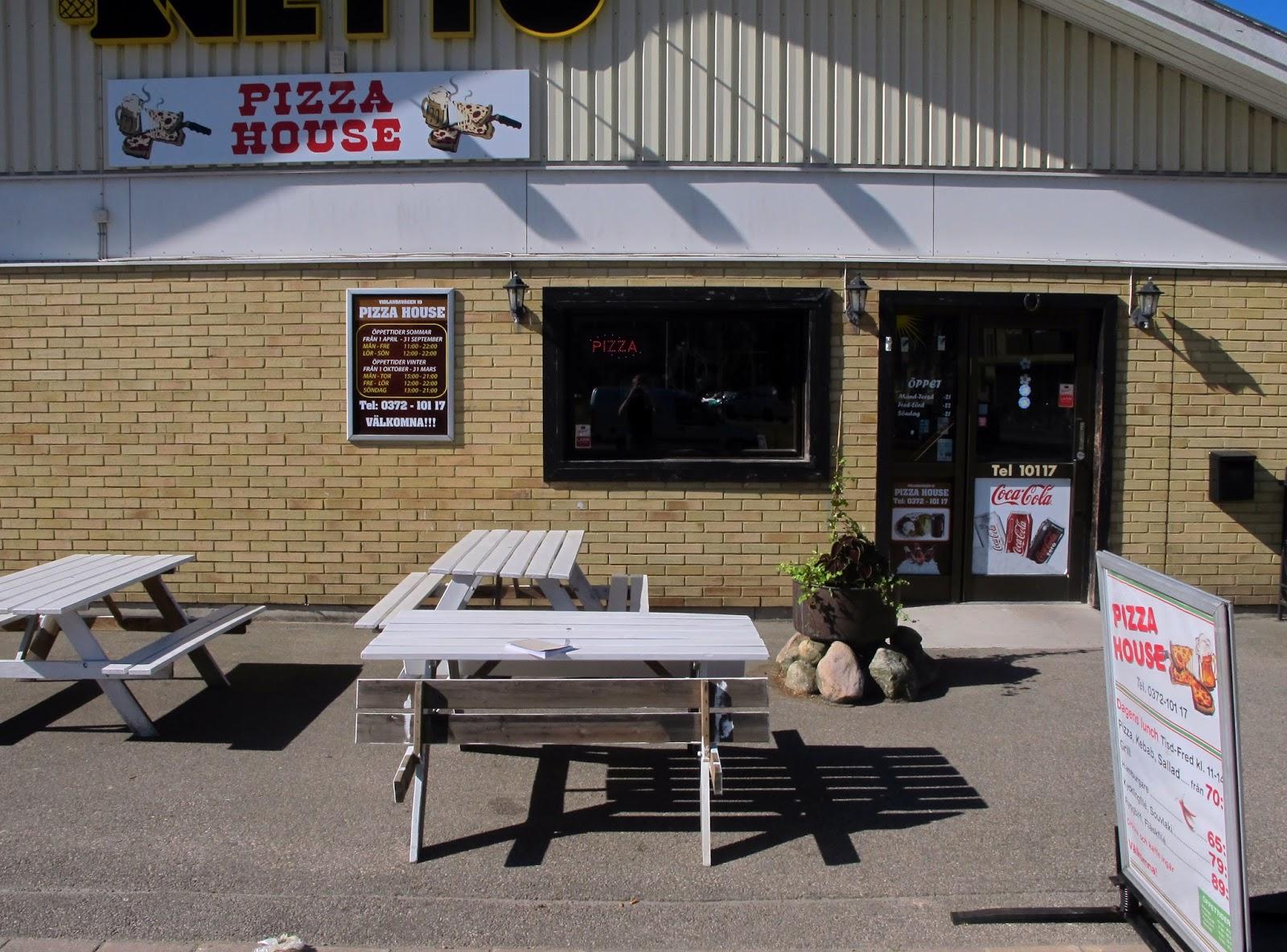 Pizzeria prima ljungby