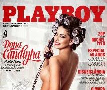 Nuelle Alves Playboy Brasil Fevereiro 2015
