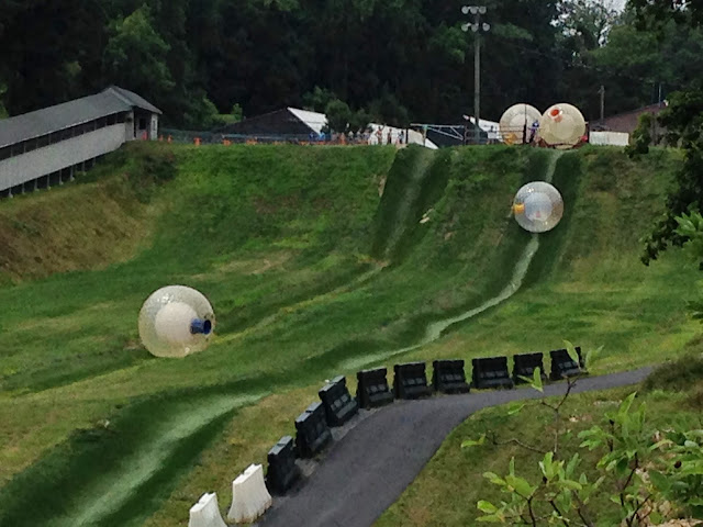 Zorbing USA, Roundtop Mountain Resort
