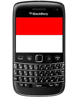 Blackberry Menggandeng Indonesia