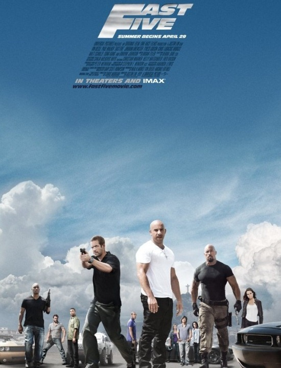 fast five movie trailer. Movie Name: Fast Five, Fast