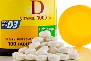 حبوب فيتامين د تساهم في علاج الربو