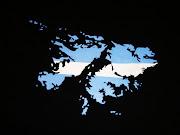 Un grupo de ex combatientes llega al 30 aniversario de la guerra de Malvinas . islas malvinas