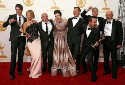 65th emmy awards breaking bad cast
