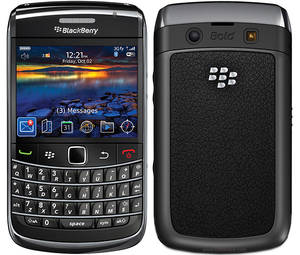 Unlock Fido Blackberry Bold 9700