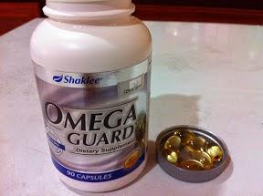 omega boleh menghalang kolestrol jahat
