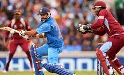 India vs West Indies 2013
