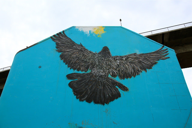 street art by c215 for nuart in norway 2